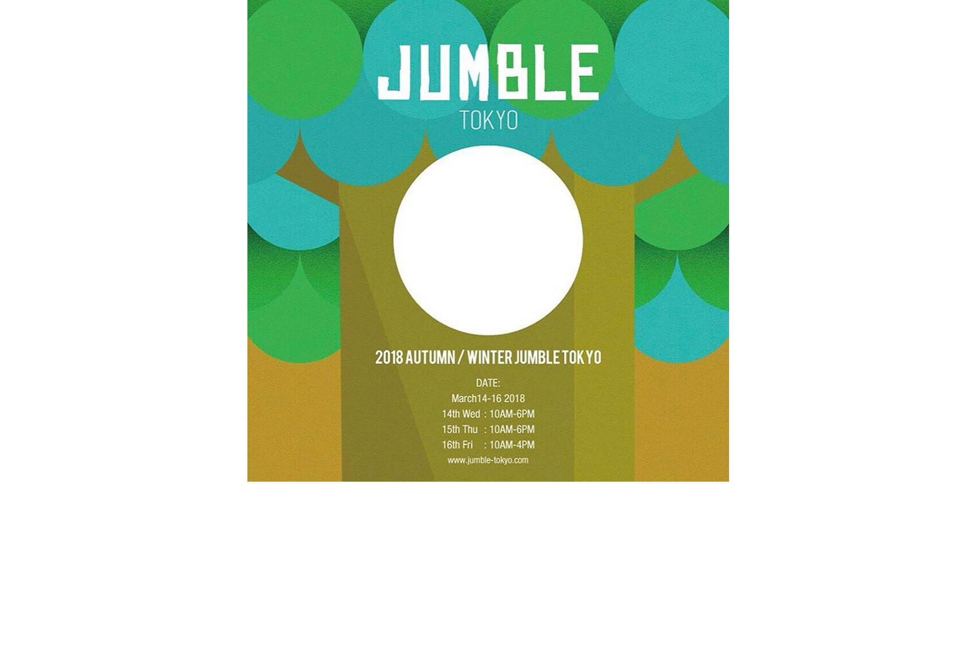 Join to the Jumble-tokyo.